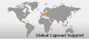 Global Worldwide Capnavi partners support
